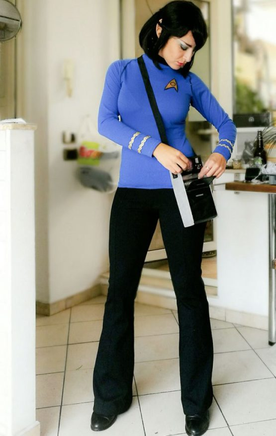 tricored-star-trek-spock-COSPLAY
