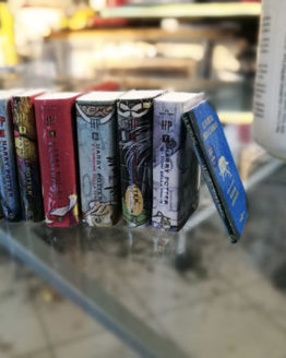 mini-libri di harry potter